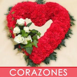 e. Corazones